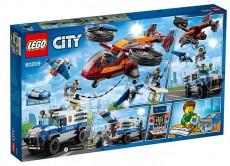 Furtul diamantelor cu politia aeriana (60209) - LEGO City