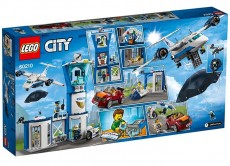 Baza politiei aeriene (60210) - LEGO City