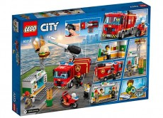 Stingerea incendiului de la Burger Bar (60214) - LEGO City