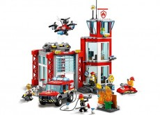 Statie de pompieri (60215) - LEGO City