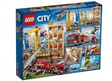 Divizia pompierilor din centrul orasului (60216) - LEGO City