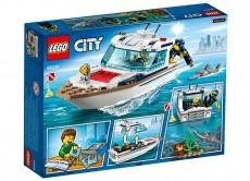 Iaht pentru scufundari (60221) - LEGO City
