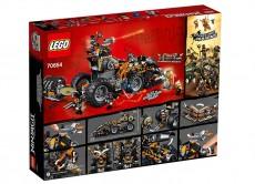 Dieselnaut (70654) - LEGO Ninjago
