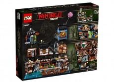 Docurile orasului NINJAGO (70657) - LEGO Ninjago