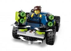 Masina de teren extrema a lui Rex! (70826) - LEGO Movie
