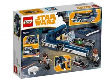 Han Solo's Landspeeder (75209) - LEGO Star Wars
