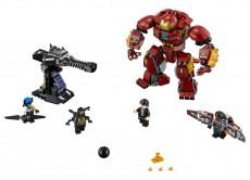Distrugerea Hulkbuster (76104) - LEGO Super Heroes
