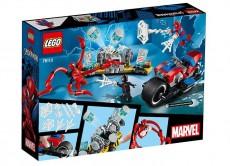 Salvarea cu motocicleta a lui Spider-Man (76113) - LEGO Marvel Super Heroes
