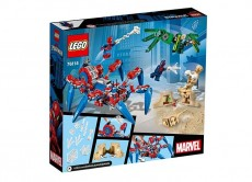 Vehiculul lui Spider-Man (76114) - LEGO Marvel Super Heroes