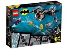 Batsubmarinul Batman si conflictul subacvatic (76116) - LEGO DC Super Heroes