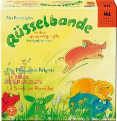 Gaşca Purceluşilor - Rüsselbande
