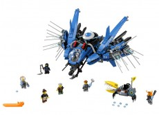 Avion cu reactie (70614) - LEGO Ninjago