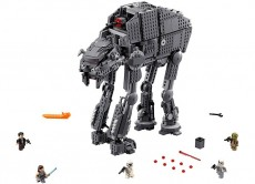 Heavy Assault Walker al Ordinului Intai  (75189) - LEGO Star Wars