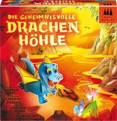 Peştera misterioasă a dragonului - Die Geheimnisvolle Drachenhöhle