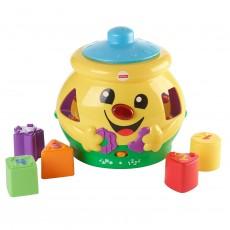 Prăjiturele surpriză - Jucărie interactivă sortare - seria Laugh & Learn