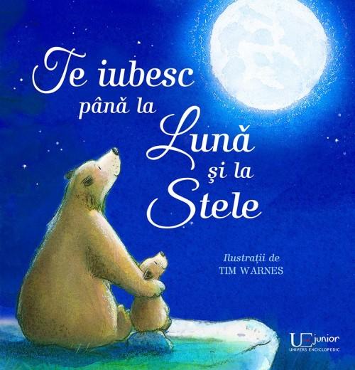 """""""Te iubesc până la lună şi la stele"""" de Tim Warnes"""