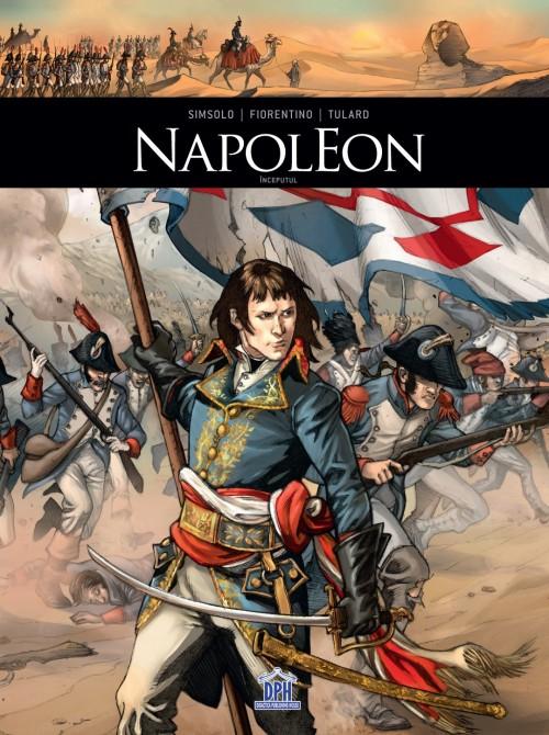 """""""Napoleon - Ascensiunea"""" de Noel Simsolo, Fabrizio Fiorentino"""
