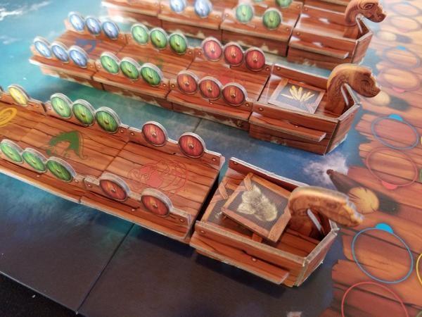 Vikingii - joc Boardgame - Blue Orange 3