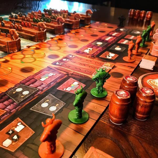 Vikingii - joc Boardgame - Blue Orange 2