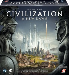Sid Meier's Civilization - A New Dawn - Board Game