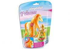 Prințesă cu Căluț - PLAYMOBIL Princess - 6168
