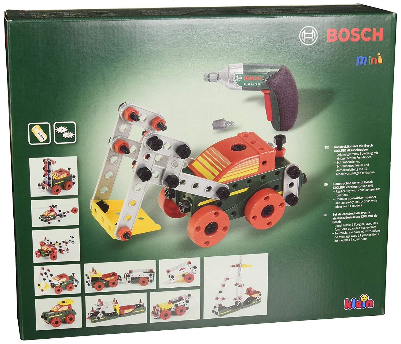 Set asamblare cu Ixolino 2 - jucarie seria Bosch Mini - Klein Germania 2