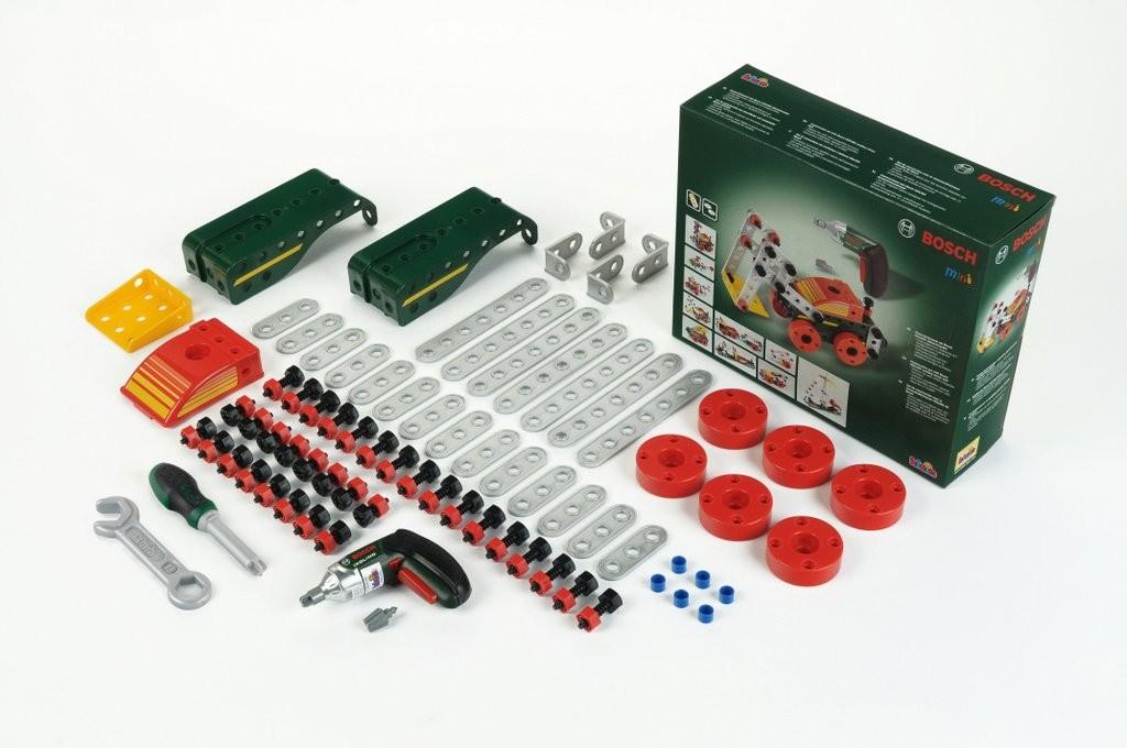 Set asamblare cu Ixolino 2 - jucarie seria Bosch Mini - Klein Germania