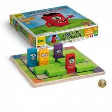 Labirintul monştrilor - joc de strategie pentru copii