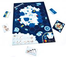 Antarctica - Joc de strategie şi cooperare