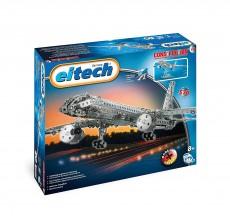 Eitech Construction - Avion de pasageri - Set asamblare metal