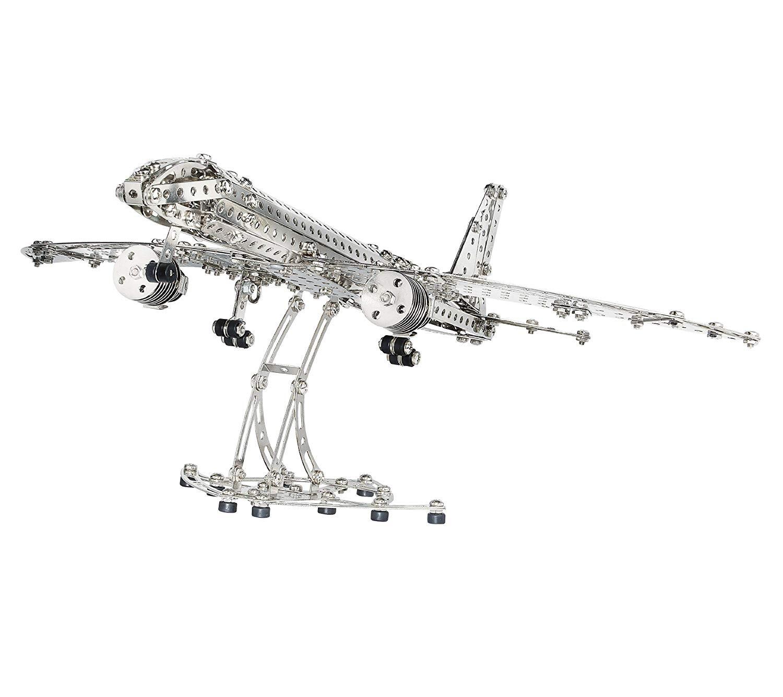 Eitech Construction - Avion de pasageri - set asamblare metal 2