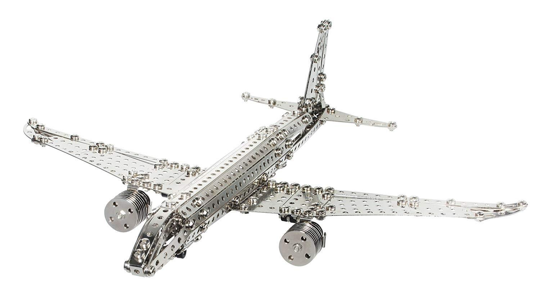 Eitech Construction - Avion de pasageri - set asamblare metal 3