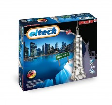 Eitech Construction - Empire State Building - Set asamblare metal