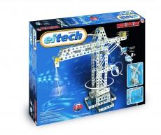 Eitech Construction - Macara şi Moară - Set asamblare metal