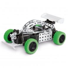 Eitech Construction - Maşină curse cu radiocomandă - Set asamblare metal