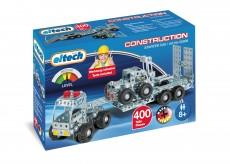 Eitech Construction - Remorcă şi stivuitor - Set asamblare metal