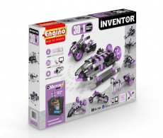 Engino Inventor Motorized - 30 in 1 - Vehicule fantastice