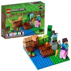 Ferma de pepeni (21138) - LEGO Minecraft