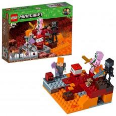 Lupta Nether (21139) - LEGO Minecraft