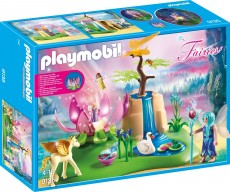 Fantana fermecata a zanelor - PLAYMOBIL Fairies - PM9135