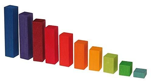 Set educativ lemn - masurare si culori - Grimms Germania 4
