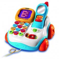 Primul meu telefon- Jucarie Interactiva bebelusi