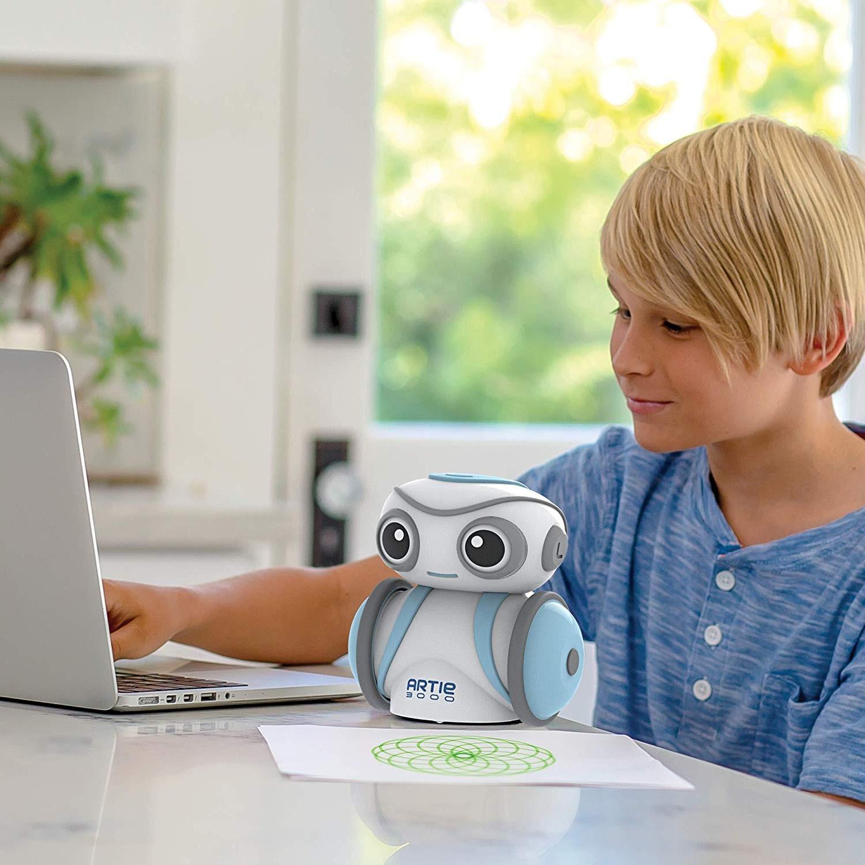 Artie 3000 - jucarie robotica - micul artist robot - Educational Insights 5