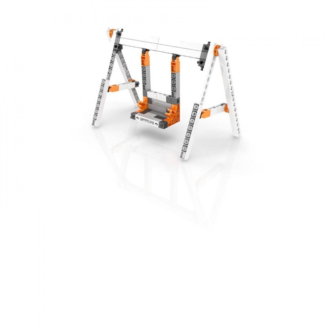 Engino Discovering STEM - Set mecanica - parghii si legaturi 3