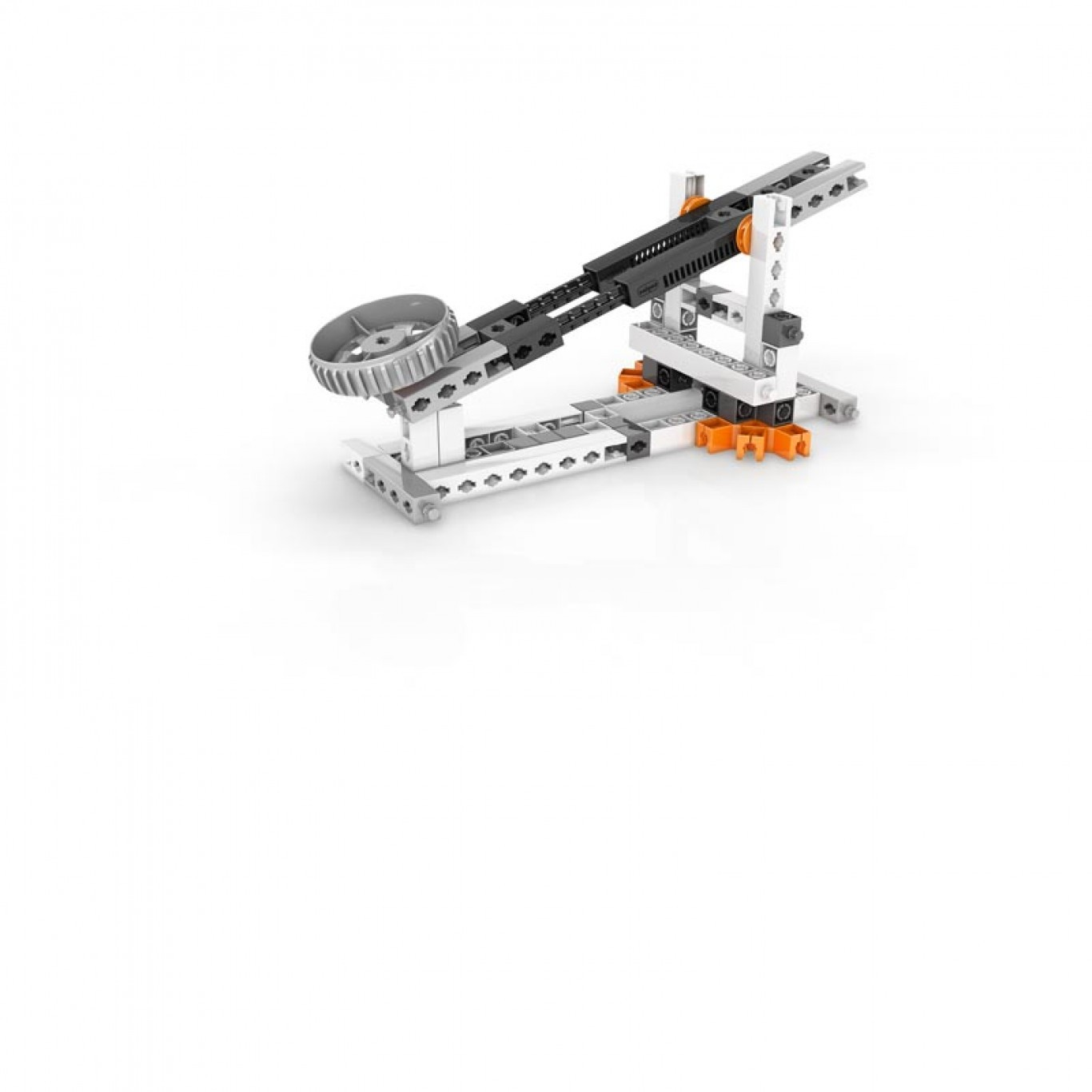 Engino Discovering STEM - Set mecanica - parghii si legaturi 5