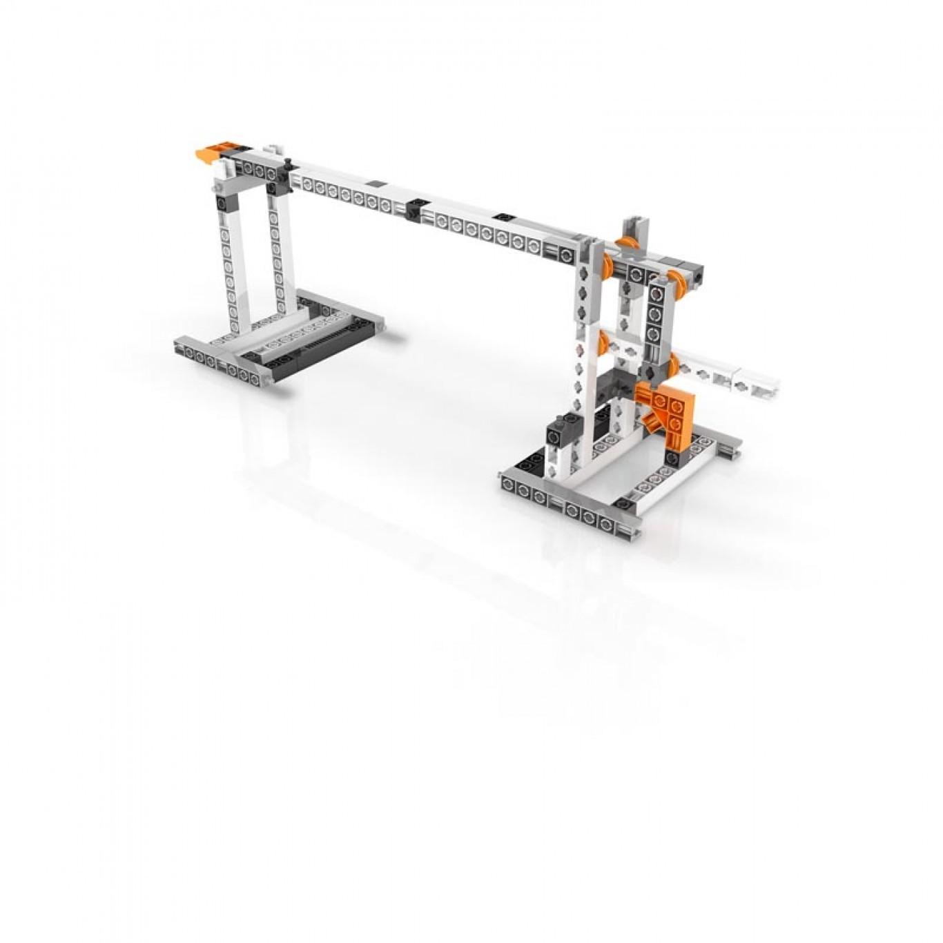 Engino Discovering STEM - Set mecanica - parghii si legaturi 7