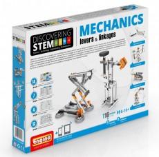 Engino Discovering STEM - Mecanica - Pârghii şi legături