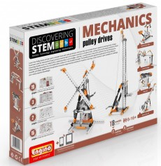 Engino Discovering STEM - Mecanica - Scripeţi