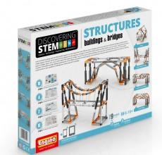 Engino Discovering STEM - Structuri - Clădiri şi poduri