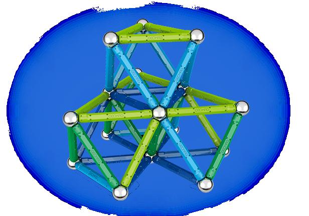 Geomag original color 91 - Jucarie magnetica STEM 4